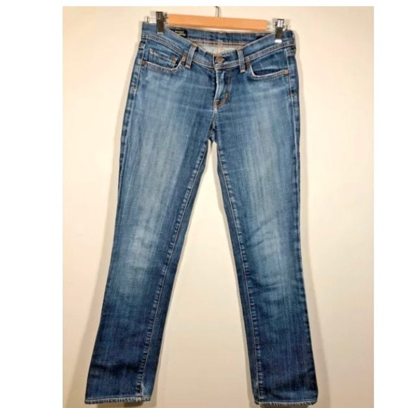 Citizens Of Humanity Denim - Citizens of Humanity Jeans Ava Low Waist Straight
